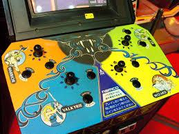 Gauntlet console